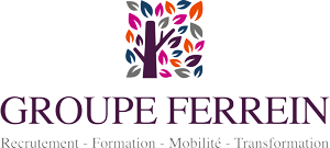 Logo Groupe Ferrein solution de développement de vos ressource humaines