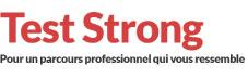 Logo Test Strong - Groupe Ferrein solution de développement de vos ressource humaines